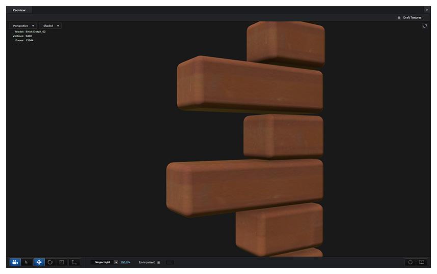 E3D-Bricks
